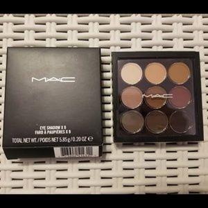 MAC X9: Semi-Sweet Times Nine